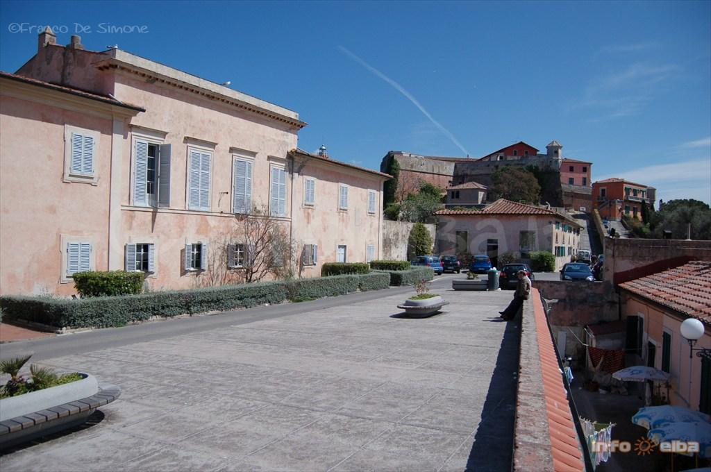 Napol On Choisit La Villa Dei Mulini Comme Lieu De R Sidence